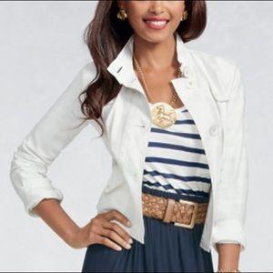 Linen CAbi Jacket